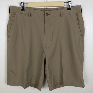 PGA Tour Casual Chino UPF 50+ Golf Shorts NWT